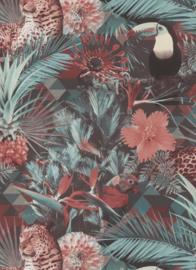 tropical behang  10083-13