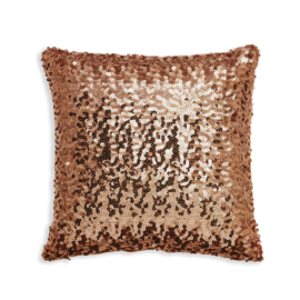 Arthouse Glitterati kussen Bronze Sequin 008327
