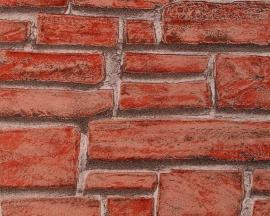 steenstrips steen natuursteen behang 662118