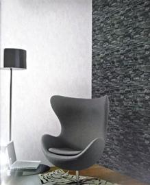 zwart steen behang 3d xx11