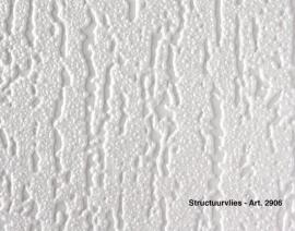 Intervos Wall-Structure 2906 Structuurvlies 25x1M