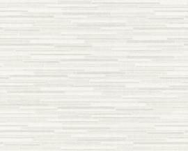 AS Creation Murano 7097-21 Stone grijs wit behang