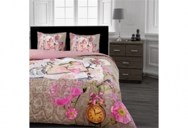 Dreamhouse Bedding DBO Vintage Letters