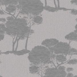 bomen glitter behang A15704 GRANDECO
