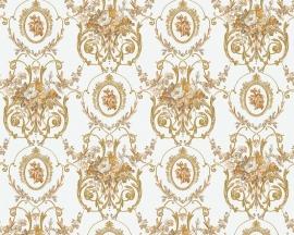 Chateau 4 engelse bloemen vinyl behang  95493-5