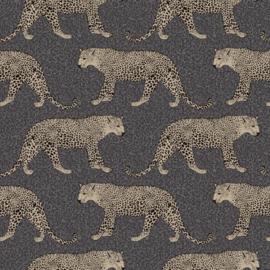 Rasch Leopard behang 215311
