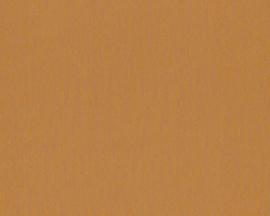 bruin uni metalic behang 938385