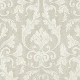 02264-50 creme stijlvol barok behang