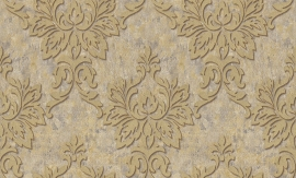 barok lambrisering behang dubbelbreed 95475-5