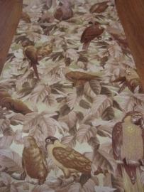 bruin papegaai vogel dieren vinyl behang 15