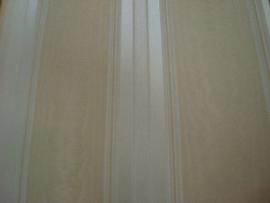 strepen murre satijn vinyl crem beige glim behang x26