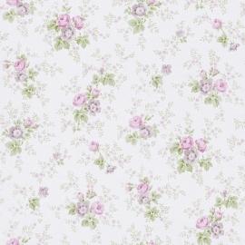 Petite Fleur 3 engelse bloemetjes behang 285023