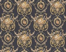 Chateau 4 engelse bloemen vinyl behang  954932