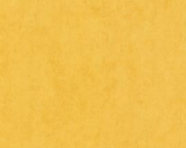 Kinderbehang Boys & Girls 6899-17 geel uni