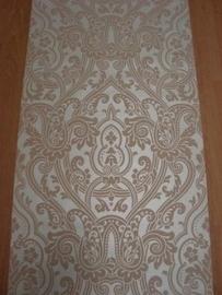 barok behang vinyl creme 102