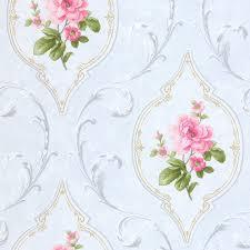 Dutch First Class Tudor Rose behang Madelyn Floral DE41447