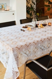 kant tafelzeil tafelkleed wit ptx10