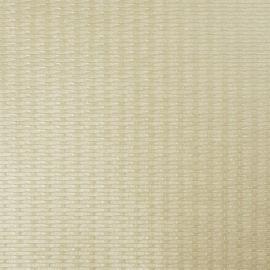 ruitjes behang satijn glans goud 3D blokjes vlies 8712-82
