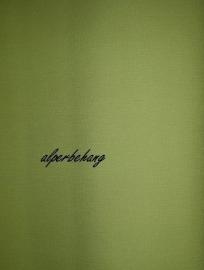 Groen  behang x0033