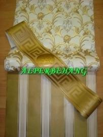 goud creme combinatie versace vinyl behang 051