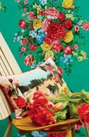 Pip Studio 341046 chinese garden bloemen behang