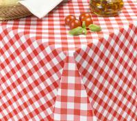 rood wit ruiten tafelzeil geblokt 5731410