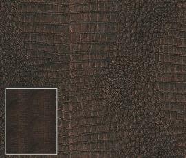 Rasch African Queen kroko slangenprint