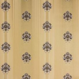 Hermitage behang ornamenten goud Metallic 33084-1