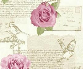 Bella bloemen behang rasch arthouse wallpaper 630404