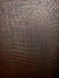 krokodillenhuid reptielenhuid dierenhuid vlies 3d behang 57