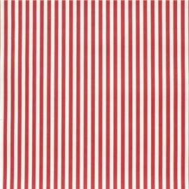 cozz kids 4006 wit rood streepjes behang