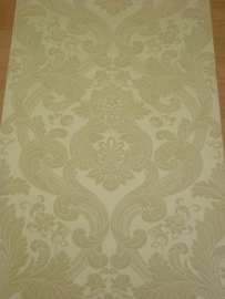 barok behang vinyl klassiek creme 91