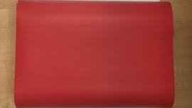 Ajax rood effe uni behang
