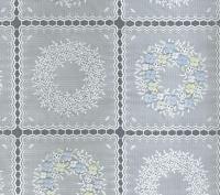 kant tafelzeil tafelkleed wit blauw ptx08