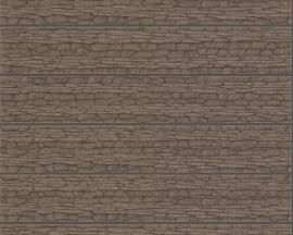 AS Creation Murano 7074-20 Stone bruin behang