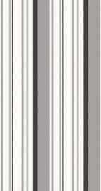 Noordwand Les Aventures 13052909 grijze strepen streep behang