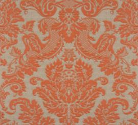 Exclusief barok damask behang Vintage 3955