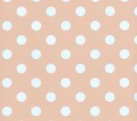 zalm/rose wit tafelzeil 10331