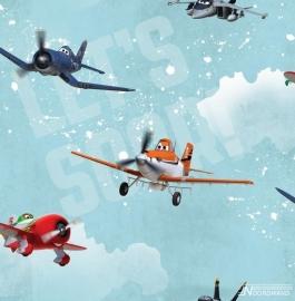 Noordwand Kids @ home 70-237 Vliegtuigen Disney
