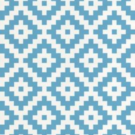 retro behang grafisch geometrisch 19194-50