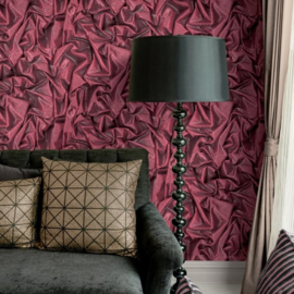 3d zijde satijn behang Realistische Glitter Silk L14210