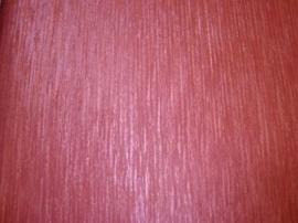 uni rood roze glim vlies behang 90