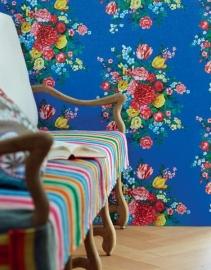 Pip Studio 341044 chinese garden bloemen behang