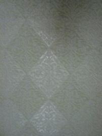 retro groen  behang vinyl glitter xxxx2