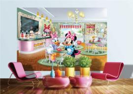 AG Design Fotobehang Disney Minnie & Daisy FTDS1926