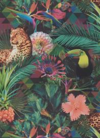 tropical behang  10083-07