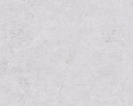 Beton behang blauwgrijs 36911-4