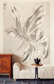 Eijffinger Masterpiece Wallpower 358117 Tulip Teyler sepia