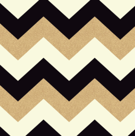 Arthouse Glitterati behang Chevron 892300