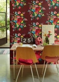 Pip Studio 341043 chinese garden bloemen behang